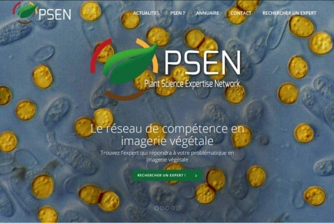 PSEN : un site et une application