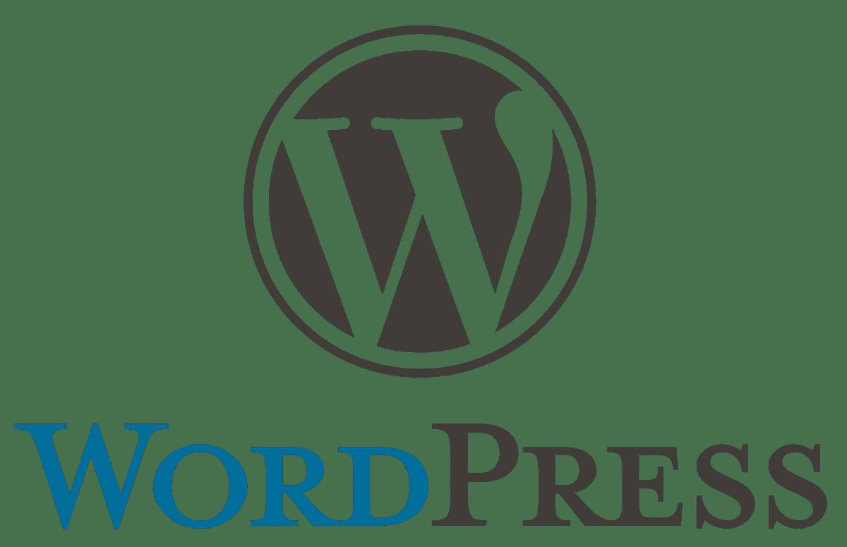 Wordpress - marque déposée propriété de Wordpress